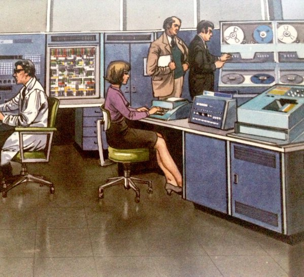 The modern world in old Ladybird, pt 54.