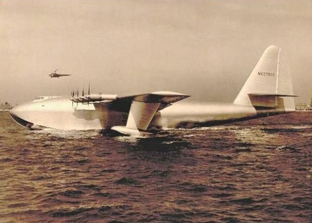 "H-4 Hercules ""Spruce Goose"""
