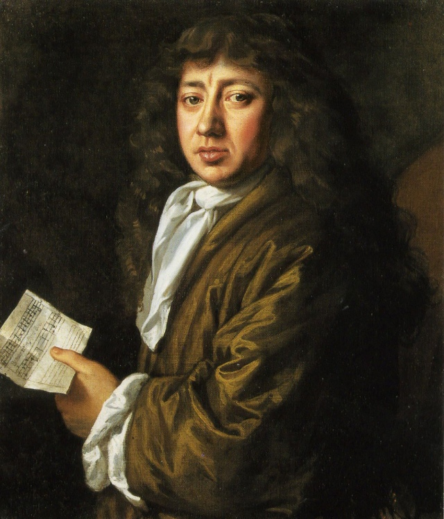 Painting of Samuel Pepys by John Hayls Source: Wikimedia Commons