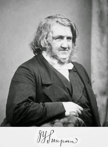 Sir James Young Simpson, 1st Baronet (1811-1870)