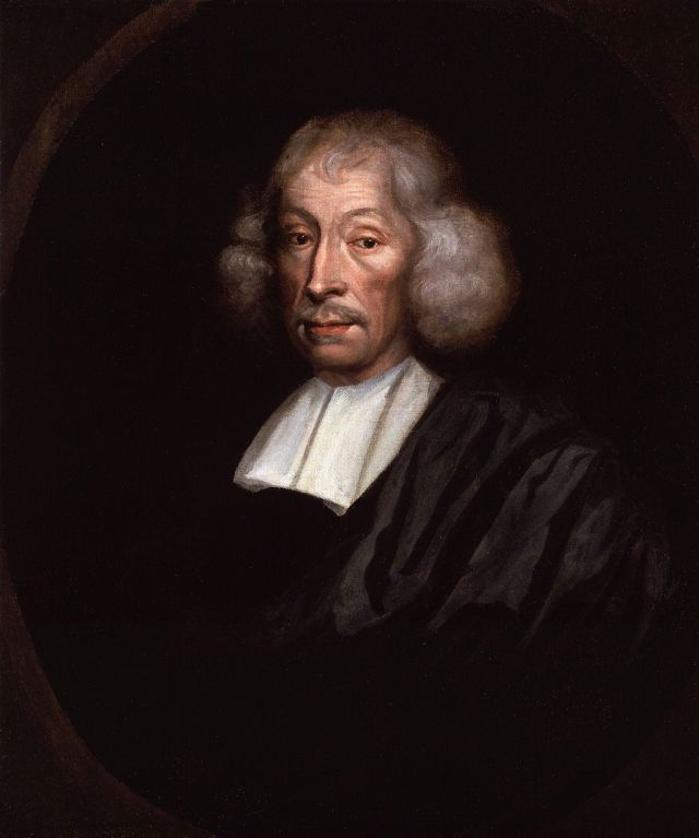 John Ray, by unknown artist. National Portrait Gallery Source: Wikimedia Commons