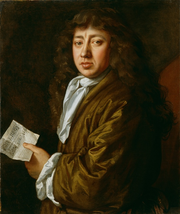 Samuel Pepys by John Hayls, 1666. Illustration: courtesy of the National Portrait Gallery, London