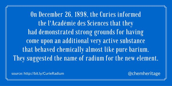 Curie Chem