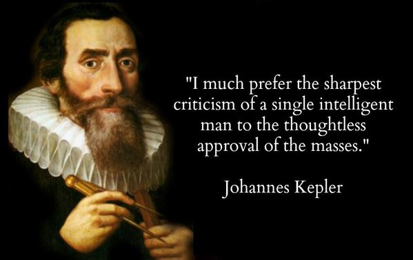 Kepler quote