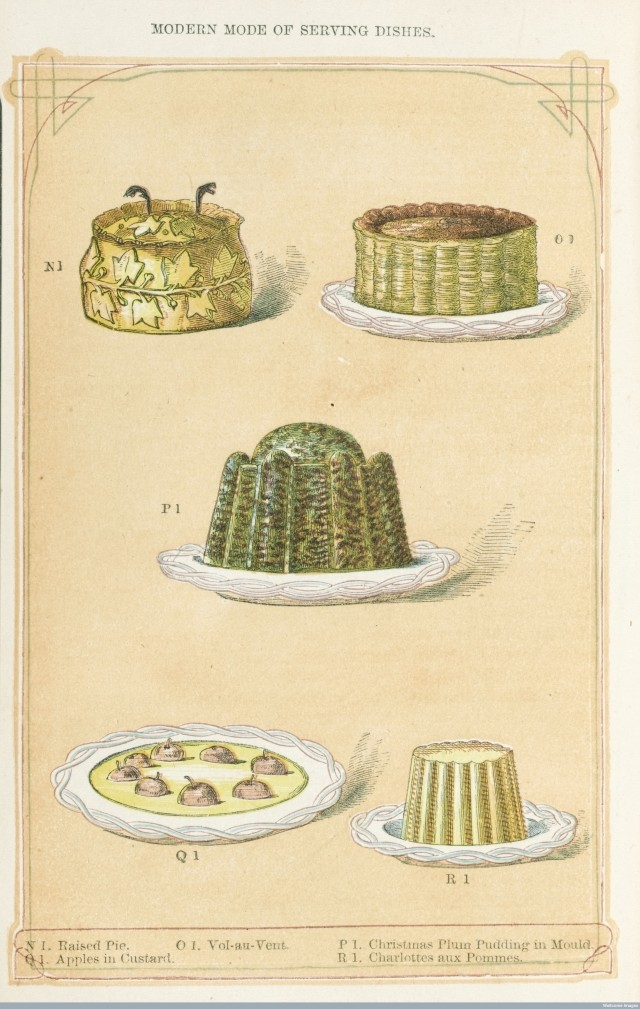 The book of household management by Mrs Beeton Credit: Wellcome Library, London.