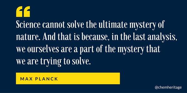 Planck quote