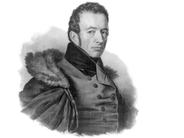 John Roberts Poinsett (1779-1851) (Library of Congress) Read more: http://www.smithsonianmag.com/smithsonian-institution/a-smithsonian-holiday-story-joel-poinsett-and-the-poinsettia-3081111/#kwHjAGbYLCyYWvVv.99 Give the gift of Smithsonian magazine for only $12! http://bit.ly/1cGUiGv Follow us: @SmithsonianMag on Twitter