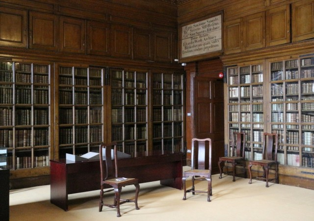 The Edward Worth Library (c) Irish Philosophy (CC BY)