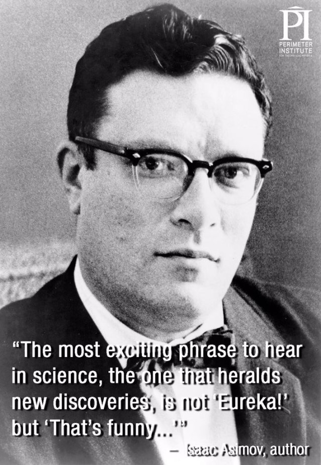 Isaac Asimov celebrated his birth on 2 January 1920