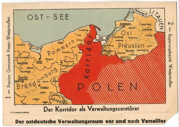 Der-Korridor-als-Verwaltungszerstörer-German-Propaganda-postcard-c1933-5-01