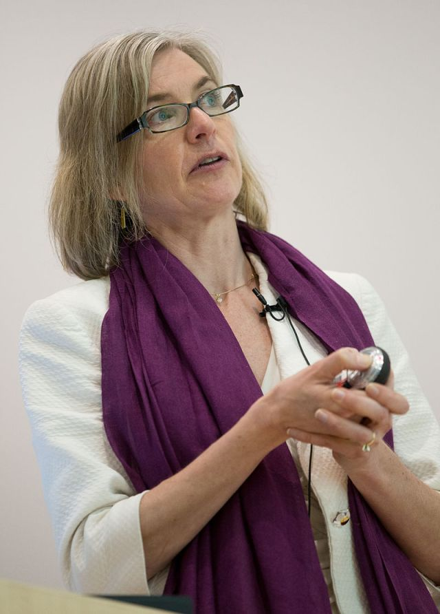 Jennifer Anne Doudna Source: Wikimedia Commons