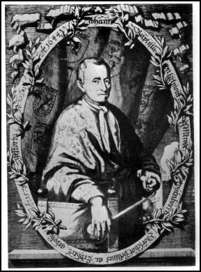 Jan Baptiste Helmont