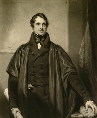 Adam Sedgewick (1785-1873), British geologist, one of the founders of modern geology, at the age of 47 Source: Wikimedia Commons