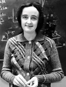 New Zealand astronomer and cosmologist Beatrice Tinsley Source: Wikimedia Commons
