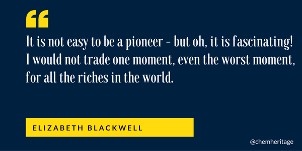 Blackwell Quote