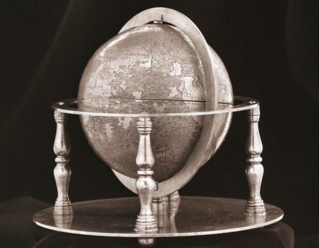 The Hunt-Lenox Globe