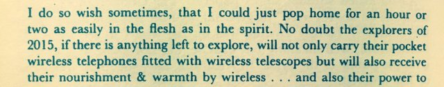 """Thomas Orde-Lees, on Shackleton's Endurance, wrote this 101 yrs ago"" h/t @matthewteller"
