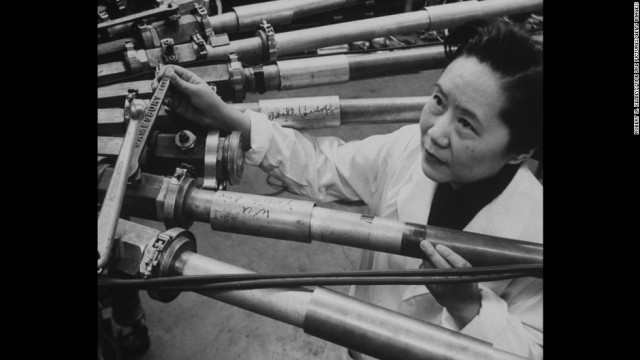 Chien-Shiung Wu Chinese American Physicist (1912–1997)