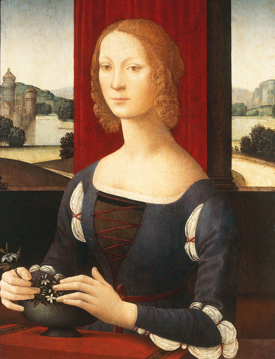 Caterina Sforza defended cities and hoarded alchemical secrets in the fifteenth century.