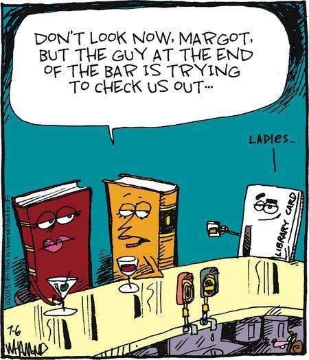 Book joke