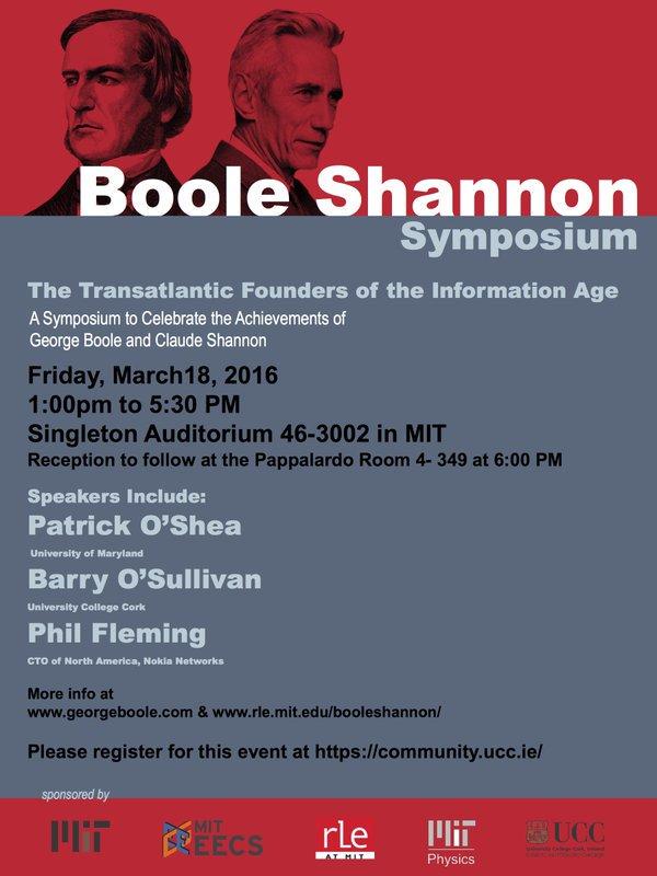Boole-Shannon