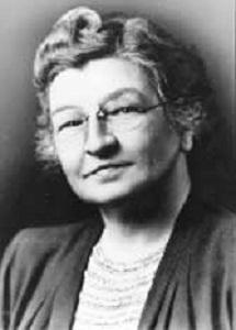 Edith Clarke was the first woman to earn a master's degree in electrical engineering from MIT