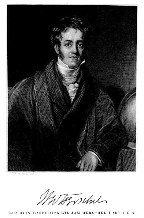 John Herschel 1846