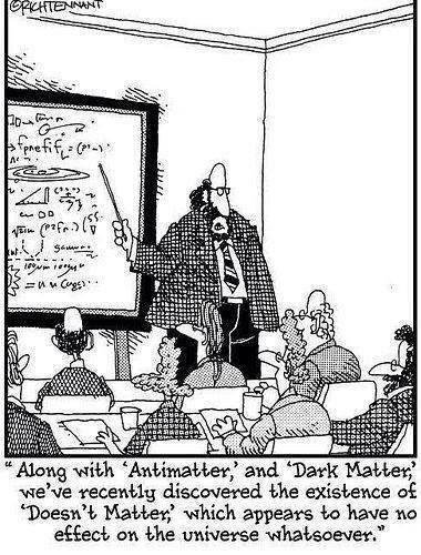 Matter Joke