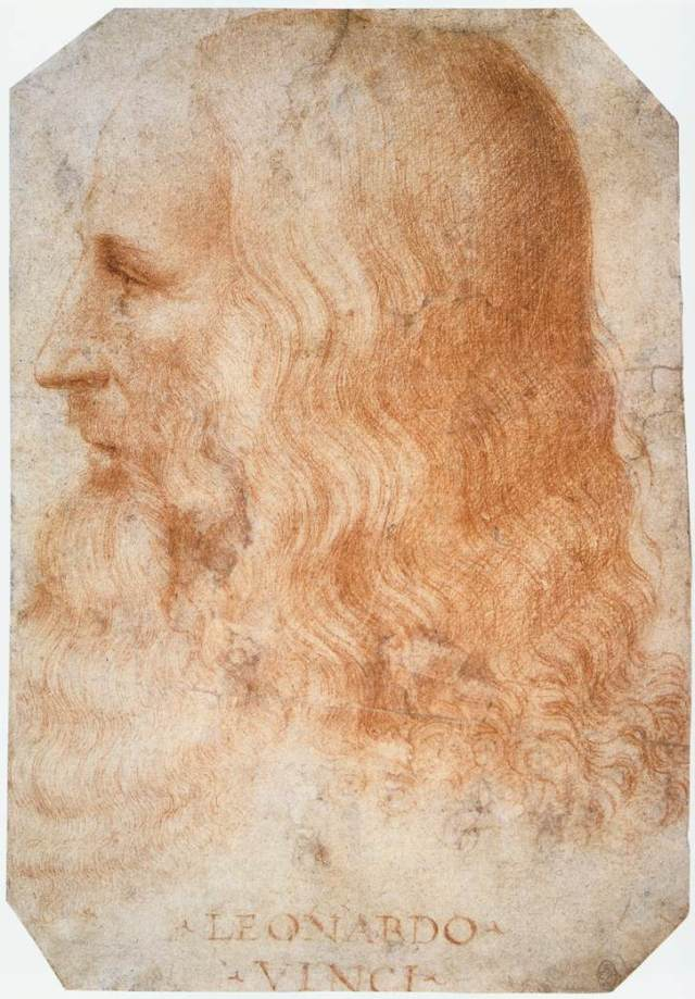 Francesco Melzi - Portrait of Leonardo Source: Wikimedia Commons