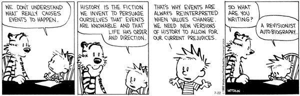 Calvin historiography