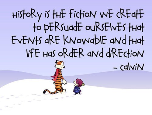 Calvin history