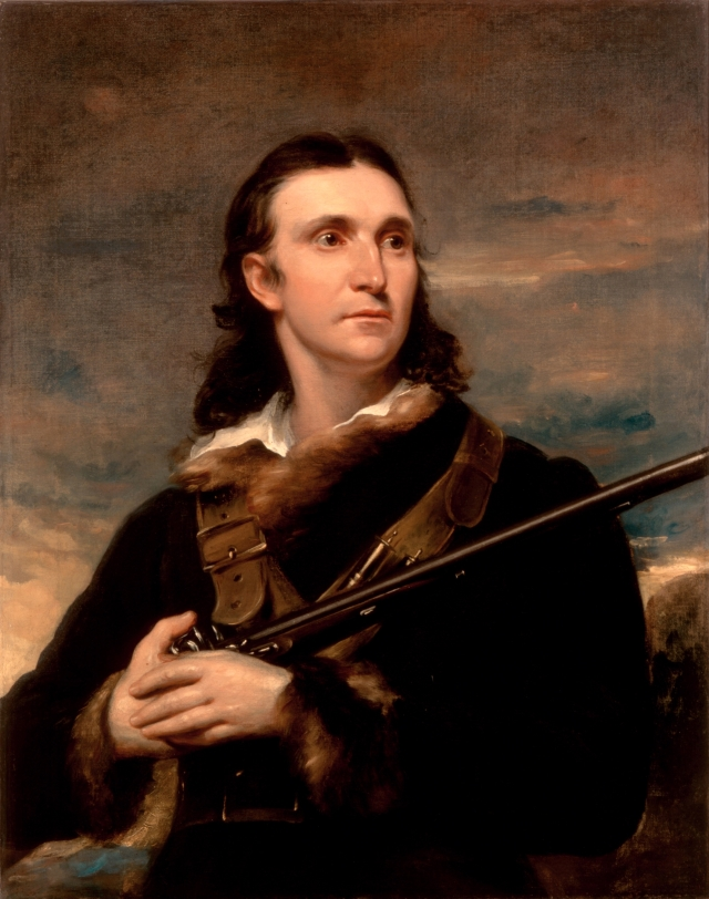 John James Audubon 1826 Source: Wikimedia Commons