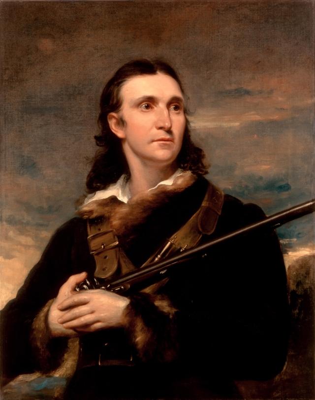 John James Audubon 1826 Source: Wikimedia Commons