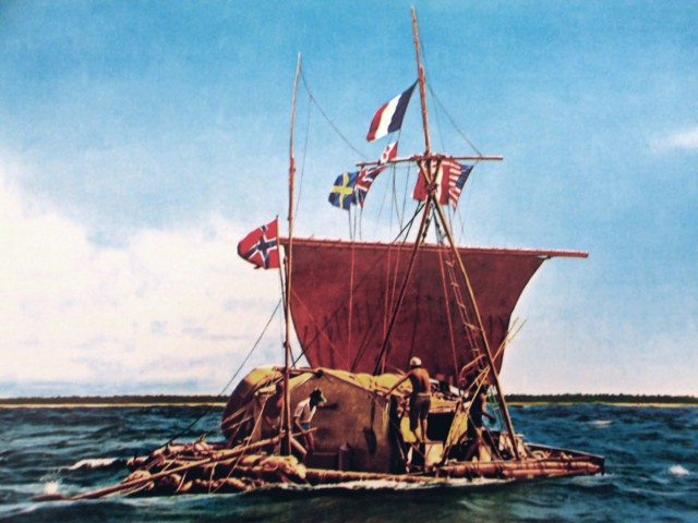 Kon-Tiki, 1947