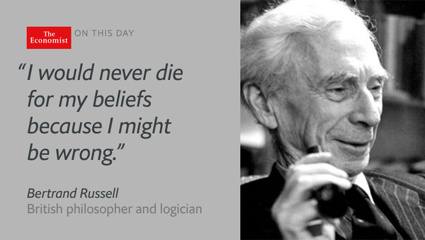 Russell quote