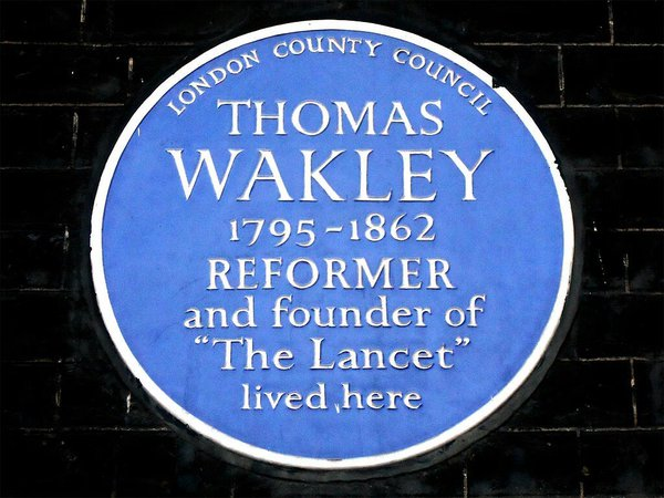 Thomas Wakely Lancet