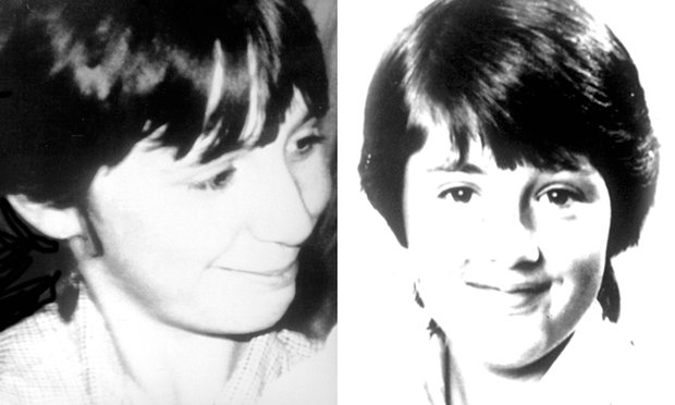 Lynda Mann (left) and Dawn Ashworth, the 15-year-old victims of rapist and murderer Colin Pitchfork. Photographs: PA