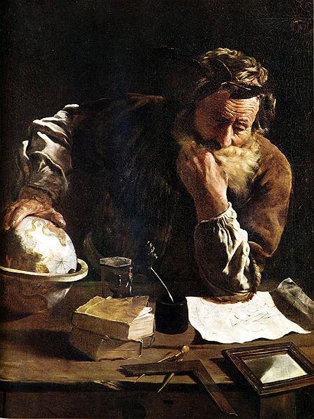 Domenico Fetti: Archimedes