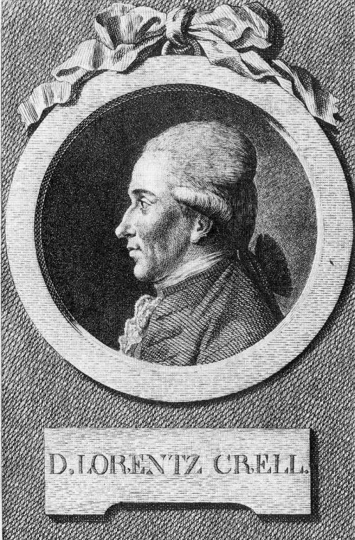 Lorenz Crell Source: Wikimedia Commons