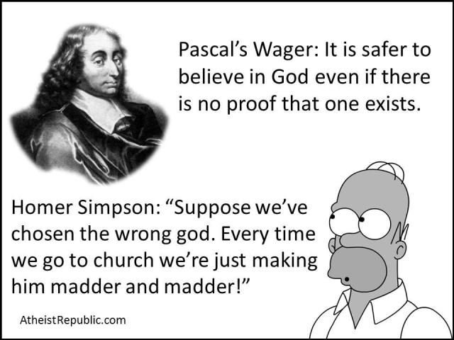 Pascal Wager
