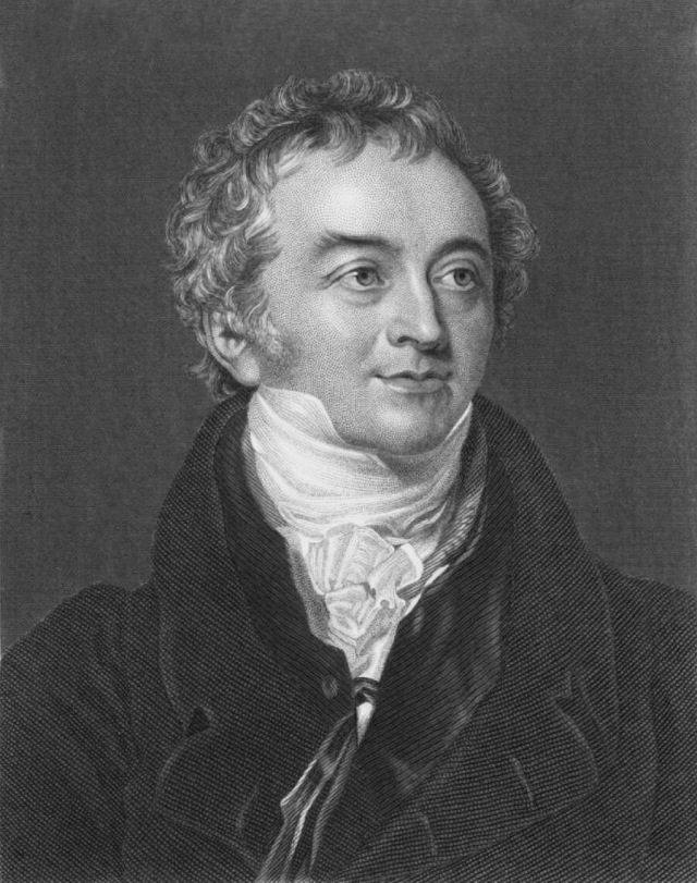Portrait of Thomas Young (1773–1829) Source: Wikimedia Commons