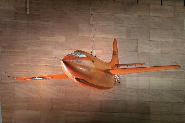 Bell XS-1/X-1 (Credit: Eric Long)