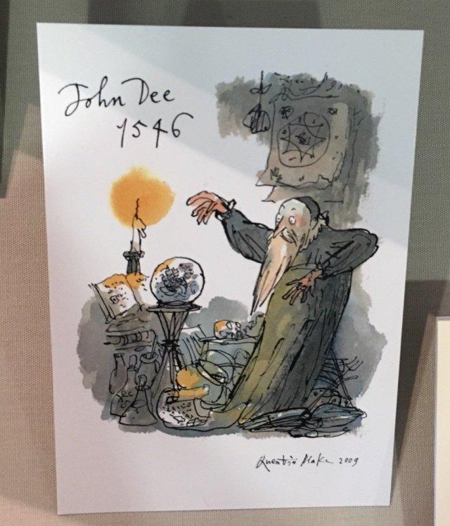 John Dee by Quentin Blake