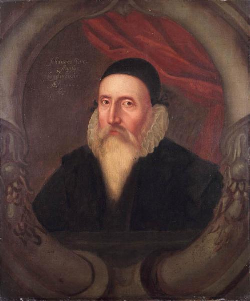 John Dee Source: Wikimedia Commons