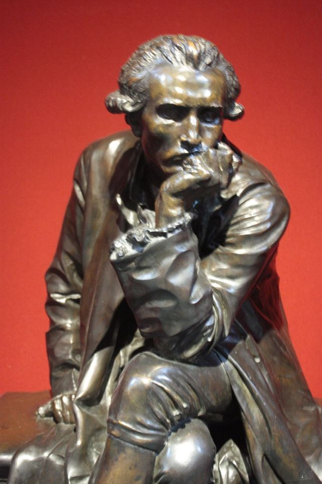 Antoine-Laurent Lavoisier by Jules Dalou 1866 Source: Wikimedia Commons