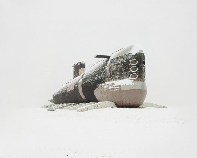 Danila Tkachenko. The world's largest diesel submarine