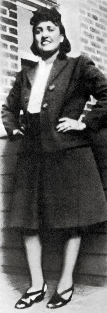 Henrietta Lacks.