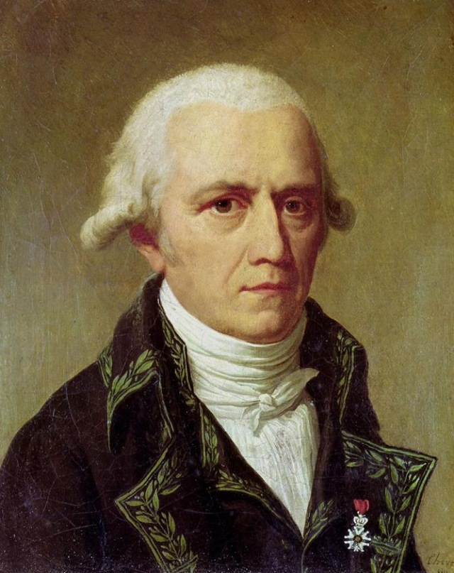 Lamarck by Charles Thévenin (c. 1802) Source: Wikimedia Commons