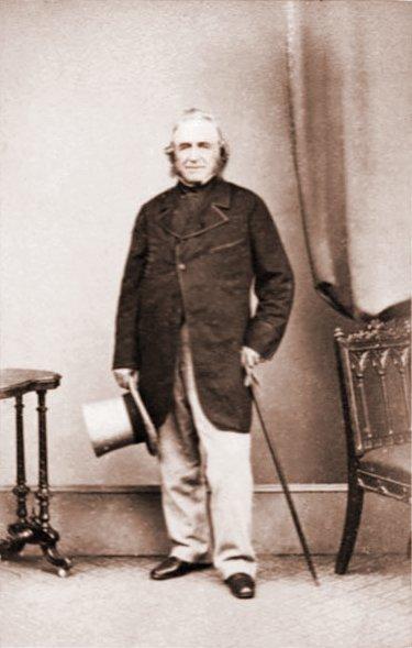 Sir Joseph Paxton Source: Wikimedia Commons