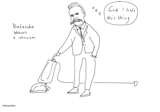 Nietzsche Moose Allain (@MooseAllain)